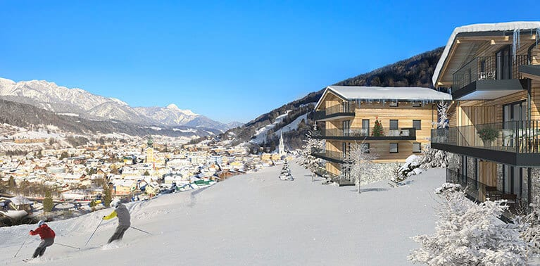 Immobilien - Schladming Panorama Lodge