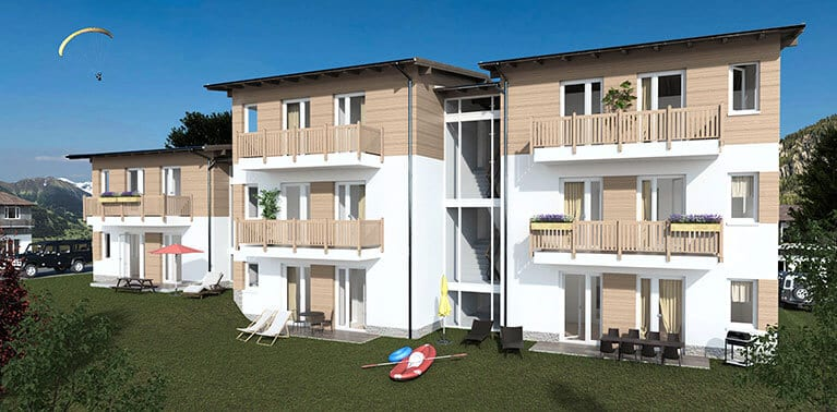 Immobilien - Gamshuber Apartments in Pruggern, Struber Real